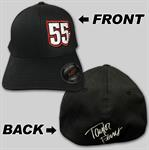 Taylor Ferns 55F Flex-fit Hats